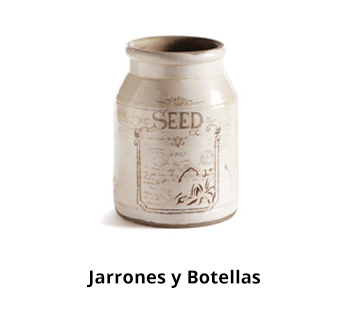 Jarrones y Botellas